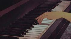 Anime Playing Piano GIF - Anime PlayingPiano Music - Discover & Share GIFs