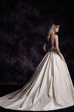 KleinfeldBridal.com: Paloma Blanca: Bridal Gown: 33219841: A-Line: Natural Waist