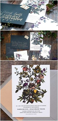 Creative Wedding Invitations For Every Style of Celebration