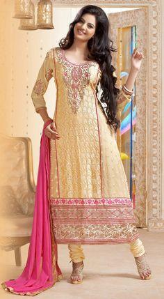 Gorgeous dress of #SalwarKameez ❤