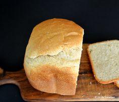 Bloc de recetas: Pan de molde de espelta en panificadora Unold Backmeister