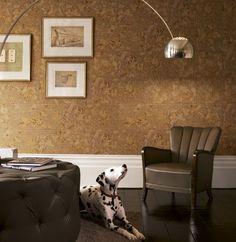 Korek ładnie prezentuje się w klasycznie urządzonym domu. Nadaje mu ciepły, przytulny klimat. - zdjęcie