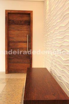 Portas de Madeira - www.madeiradedemolicao.com