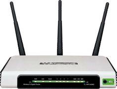 Router Tp-link Wireless N Wifi 3 Antenas imagen 0 Router Wifi, Modem Router, Wireless Router, Tp Link, Le Wifi, Router Reviews, Desktop, Routers For Sale, Doors