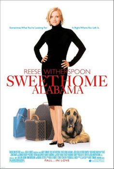 #Sweethomealabama - Tutta colpa dell'amore, I love this film with #ReeseWhiterspoon and #PatrcikDampsey