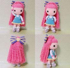☆amigurumi doll
