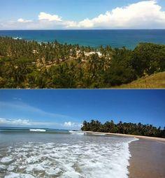Península de Maraú - Ponta do Mutá - Bahia, Brazil. See more http://destinations-for-travelers.blogspot.com.br/2012/12/peninsula-de-marau-ponta-do-muta-bahia.html