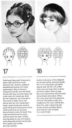 Hair Setting Patterns1969