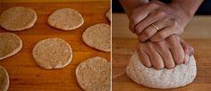 Tibetan bread dough