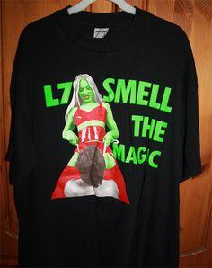 "L7 ""Smell the magic"" T-Shirt, X-Large, 90's, alternative, metal, riot grrrl | eBay"