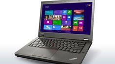 Lenovo ThinkPad T440p, 4-Core i7-4700MQ (besser als mit Desktop),  8GB RAM, 500GB HDD, UK (20AN006VUK)