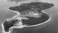 Oak Island has been the site of numerous excavations to recover treasure believed by many to be buried there.