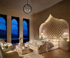 Arabian bedroom |Luxury Photography - KouraJewels