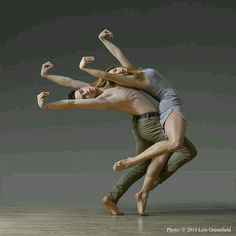Dance (Photo by Lois Greenfield)