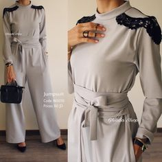 جمبسوت أنيق بقصة لون و خامة رائعة مع اضافات مميزة على الاكتاف من تصميم غادة عثمان.. Available Sizes: S & M الطلب و الاستفسار- وتساب: 00962787911119 00962795756560 #ghadashop #turban #turbans #accessories @ghadaaccessories #instahijab #hijab #fashion #hijabfashion #jeans #instafashion #casual #stylish #veildgirls #ladies #dress #skirt #shirt #pearl #modesty #abaya #cardigan #skirt #classy #vintage #designs #newcollection