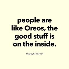 Remember!!  #toystyle #toywords #peoplearelikeoreos #staysweet