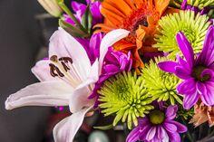 Pinterest: Desejamos que a sua semana seja alegre e cheia de cor, como essas flores.