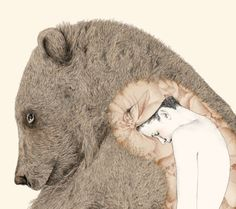 Illustration by Gabriella Barouch via @pikaland