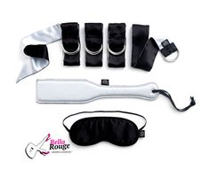 FSOG: Submit To Me:  This #erotic #50Shades inspired #Beginners #Bondage Kit offers all of the erotic essentials for exploring your deepest, darkest desires ZAR 1,100.00 #FSOG