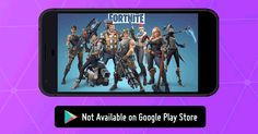 According to the latest reports, the well-known and popular battle royale game Fortnite for Android just got amazing new features. Android Apk, Best Android, Most Popular Games, Battle Royale Game, Online Marketing Strategies, Design Development, Google Play, Mobile App, Store