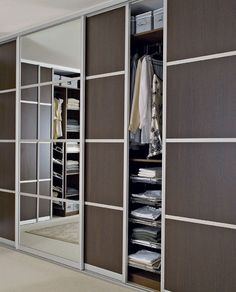 Fitted #wardrobe- sliding doors
