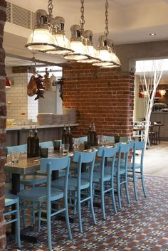 Zizzi (Norwich, UK) | B3 Designers | Restaurant and Bar Design Awards