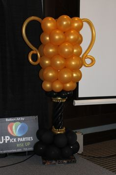 """pinner said..""""Trophy for Collingwood Chamber of Commerce Business Excellence Awards""""...I said...Good idea for school event like awards night :)"""