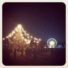 coachella at night, I'm gonna die happy.