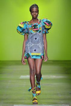 Africa fashion week- Vogue #AfricaFashion #AfricanPrints #AfricanPrints #kente #ankara #AfricanStyle #AfricanInspired