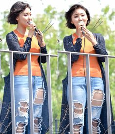 fy!hwasa  : 160507 BBQ Party with Moomoos © p.m. 6:19