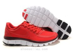 separation shoes a8c59 5b756 Nike Free Shoe Sport Red Wine Running