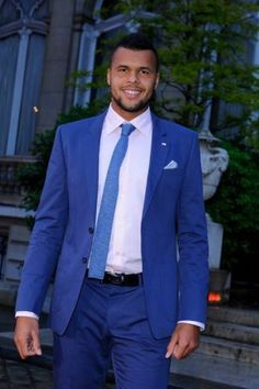 "Jo-Wilfried Tsonga is on a winning streak. Will he be on Tennis Channel's ""Best of 5 Heartthrobs""? Tune in during the 2014 US Open to find out!"