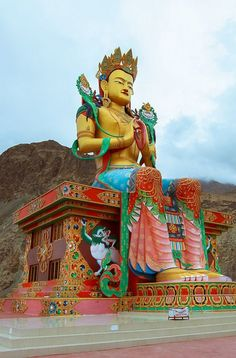 When thinking of religion in India it's generally Hinduism which comes to mind. But Buddhism is also well practiced here, and there many incredible monasteries to see. Click through for a list of those you should visit.