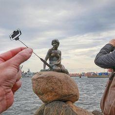 Este fotógrafo convierte puntos de referencia turística en obras de arte