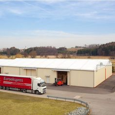 Warehouse solutions, space solutions, short-term or permanent solutions