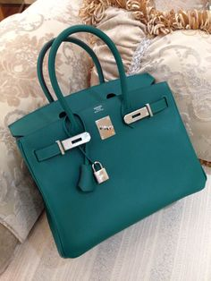 hermes constance bag 24cm double gusset sapphire epsom leather janefinds