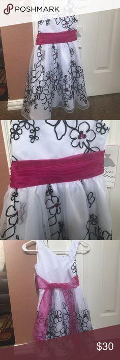 Brand new dress. Brand-new little girls dress size 8. Never been worn. Rare Editions Dresses