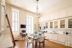 Jessica Chastain's New Manhattan Digs- love the light