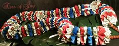 Red and Blue MONEY LEI graduation gift beads flower pattern gifts for him gift for her birthday wedding college Money Lei, Cash Money, Baby Shower Gifts, Baby Gifts, Luvs Diapers, Cash Envelopes, Butterfly Gifts, Gold Money, Origami Jewelry