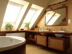 Idee per un nuovo bagno in mansarda - Mansarda.it