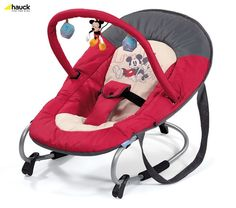 Image Detail for - Disney Mickey Mouse Baby Bouncer by Hauck : Webtots!, Store - For all ...