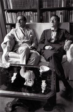 Joseph and Stewart Alsop.