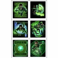 Green Lantern Stickers Party Accessory by Hallmark. $0.67. Includes one package of 4.. Includes (4) sticker sheets, 6 stickers on each sheet.