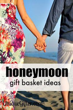 Honeymoon Gift Ideas Honeymoon Gift Basket Gifts For Honeymoon Gifts Honeymoon Presents Gift Basket Ideas Honeymoon Kit, Honeymoon Gift Baskets, Honeymoon Shower, Romantic Honeymoon, Intimacy In Marriage, Marriage Tips, Relationships, Relationship Advice, Unique Wedding Gifts