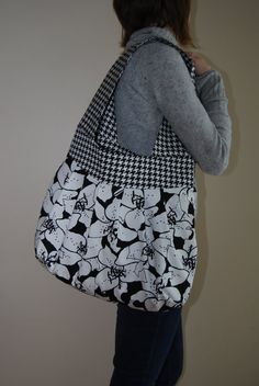 Ascot Sling Bag by stitch248 on Etsy, $70.00