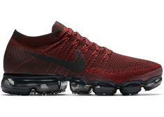 Nike Air VaporMax Dark Team Red - 849558-601 Cute Nike Shoes, New Nike Shoes, Cute Nikes, Nike Free Shoes, Comfy Shoes, Nike Outfits, Fitness Outfits, Workout Outfits, Sporty Outfits