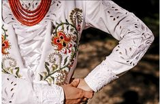 Folk Costume, Costumes, Folk Clothing, Fashion History, Floral Tie, Poland, Embroidery, Traditional, Clothes
