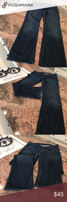 7 for all mankind Size 29 7 For All Mankind Jeans Boot Cut