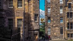 The Ultimate Self-Guided Harry Potter Tour in Edinburgh locations) Harry Potter Scotland, Harry Potter Tour, Harry Potter Books, Edinburgh, Tours