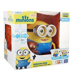MINIONS Talking Minion Bob